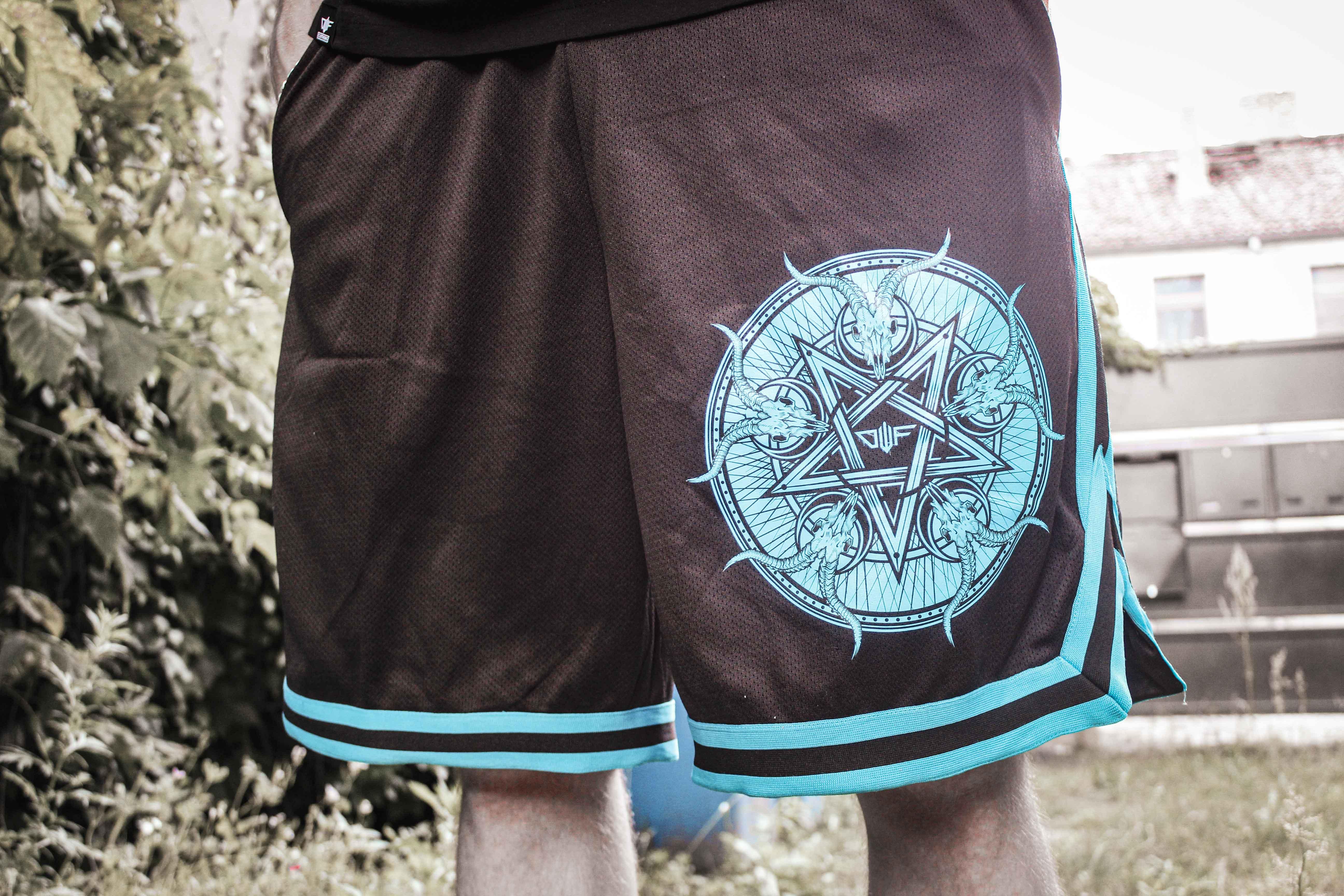 GOAT Mesh Shorts