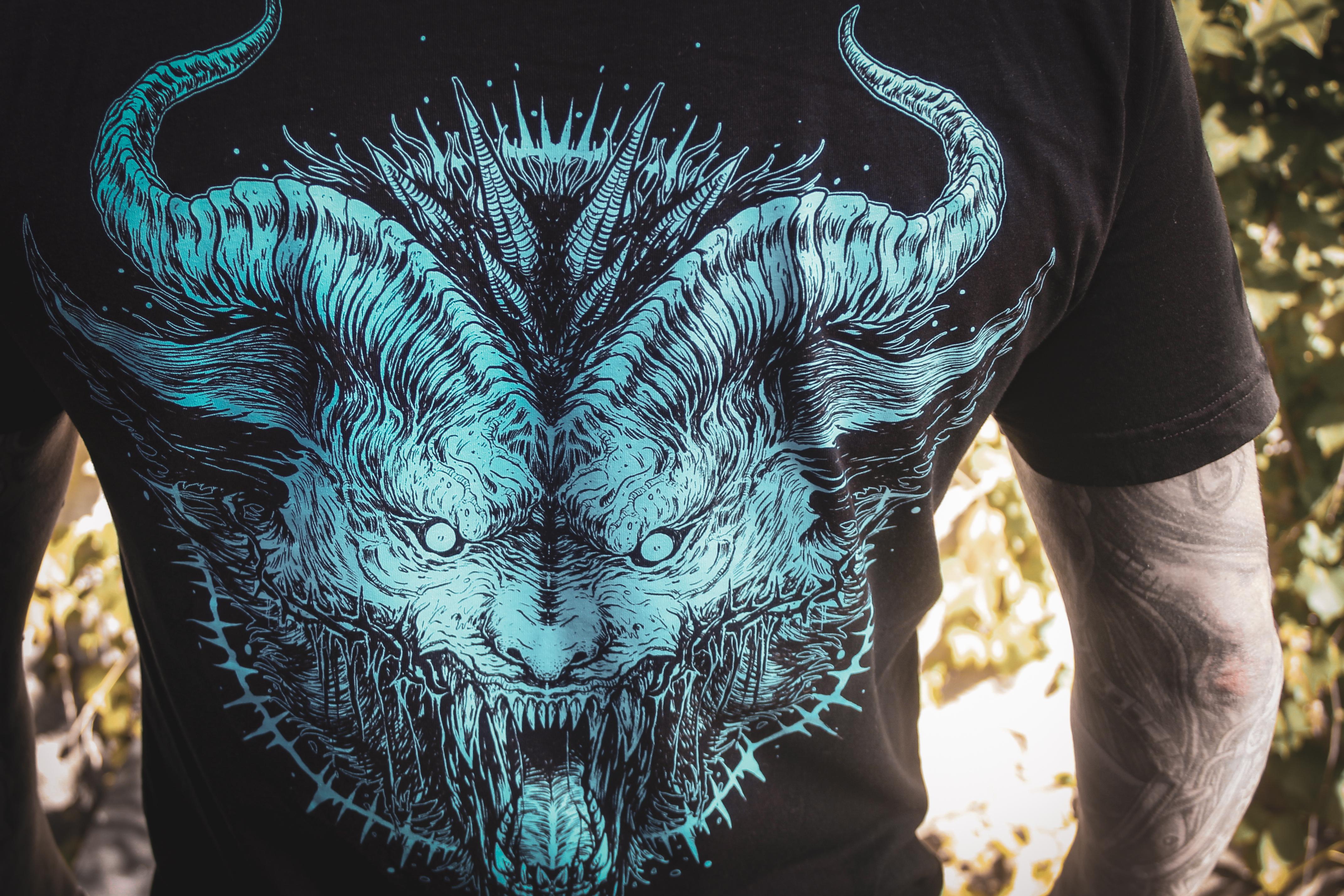 Demon Wolf Shirt