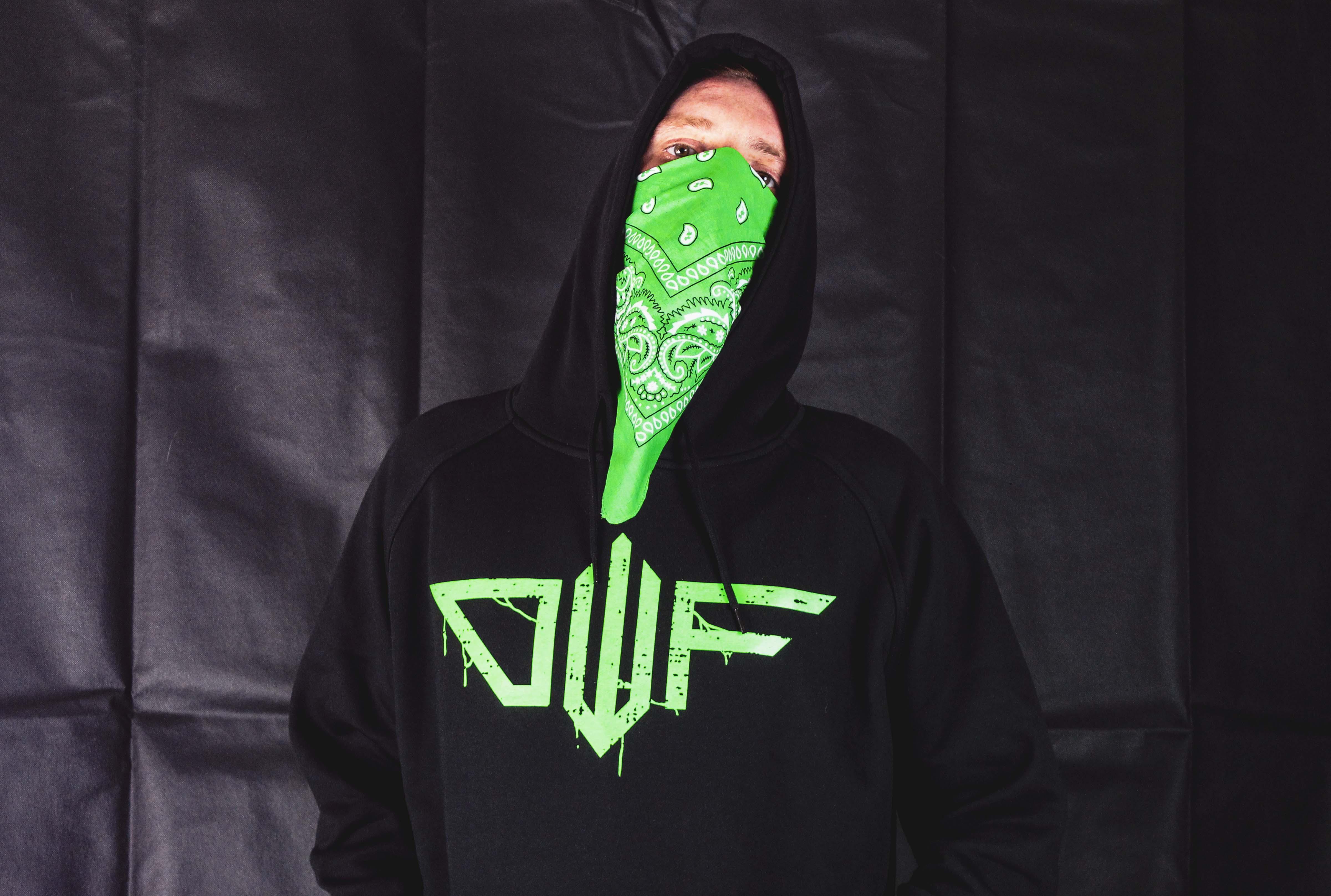 OWF Creepy Logo Hoodie
